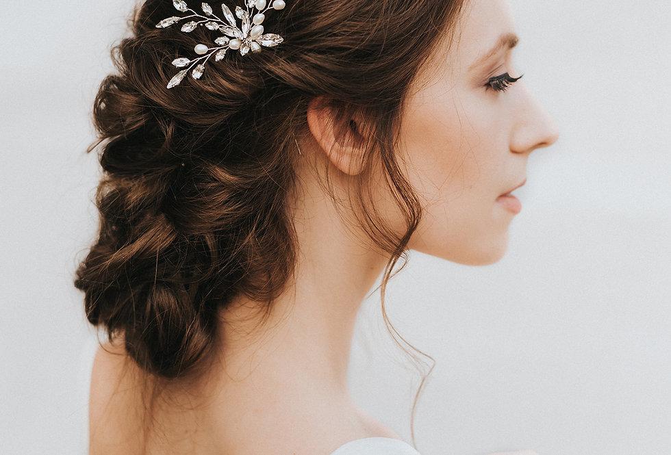 """""""Nyla"""" Bridal Hair Pin"""