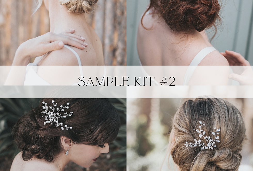 """Bestsellers"" Sample Kit #2"