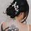 "Thumbnail: ""Alexandra"" Medium Bridal Hair Comb"