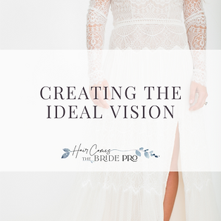 Course Cover - Creating the Ideal Vision