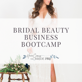 Bridal Beauty Business Bootcamp