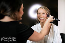 Bridal Hair, Bridal Makeup, On-Location, False Lashes, Airbrush Makeup, Tattoo Coverage