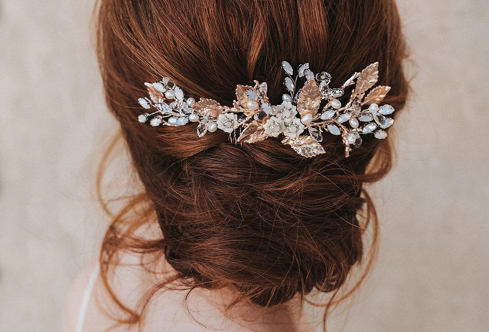 """Arya"" Hair Comb"
