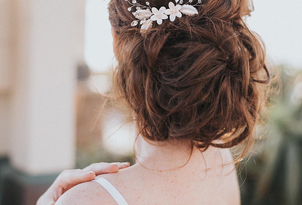 """Lindsay"" Bridal Hair Comb"