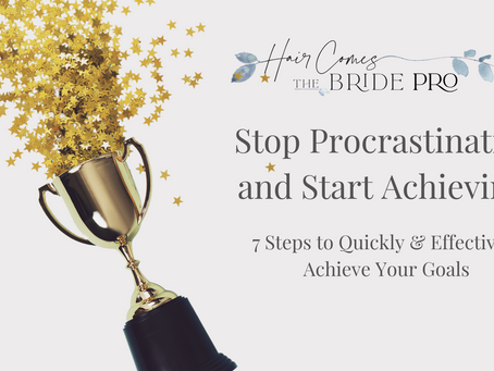 7 Steps to Quickly Achieve Your Goals in 2021 (or Any Time)!