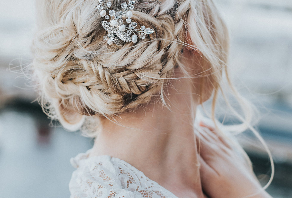 """Katya"" Bridal Hair Pin"
