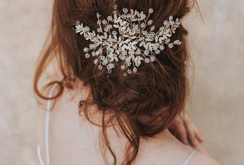 """Tessa"" Bridal Hair Vine"