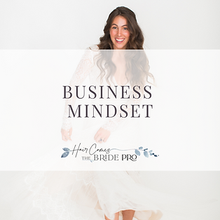 Business Course Cover - Business Mindset