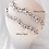 "Thumbnail: ""Addison"" Bridal Hair Vine Headband"