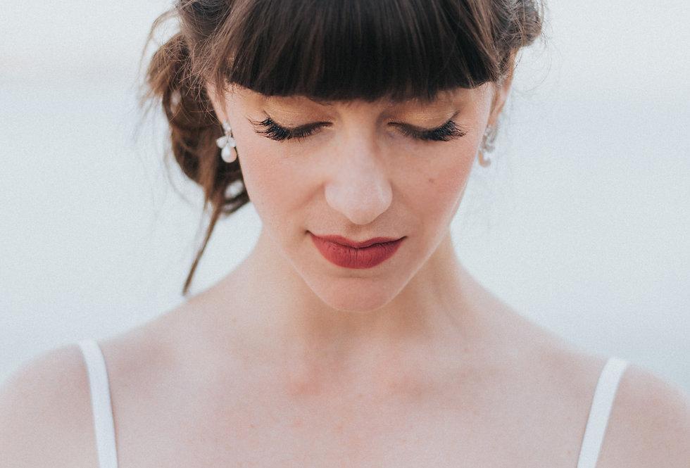 """""""Charlize"""" Bridal Hair Vine"""