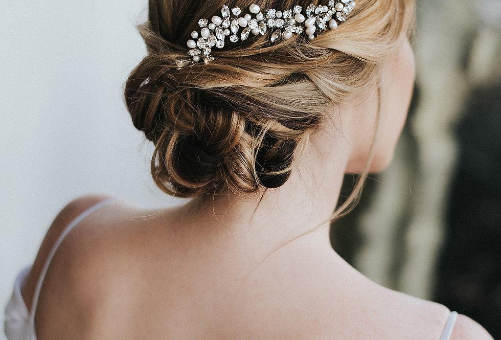 """Addison"" Bridal Hair Comb"