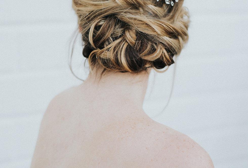 """""""Verena"""" Bridal Hair Comb"""