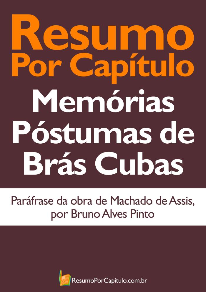Resumo Por Capítulo: Memórias Póstumas de Brás Cubas