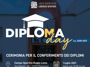 Diploma Day - 1 luglio 2021