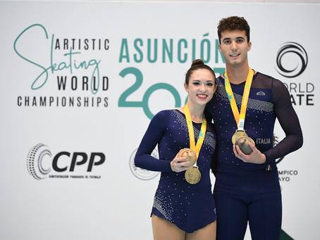 Alessandro Bozzini, oro ai mondiali di Asunciòn