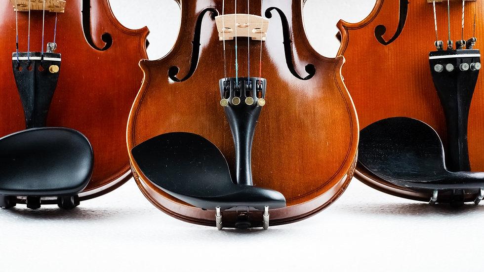 closeup-half-front-side-three-violins-pu