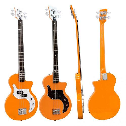 Orange O-Bass 4 String Electric Bass Guitar