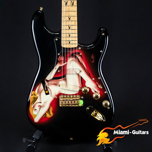 Fender Custom Shop Marilyn Monroe Playboy 40th Anniversary Stratocaster 1994 #97