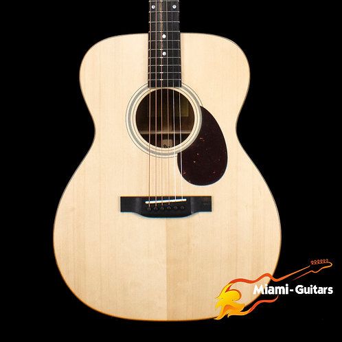 Eastman E1OM Orchestra All Solid Wood Acoustic Guitar Natural (6282)