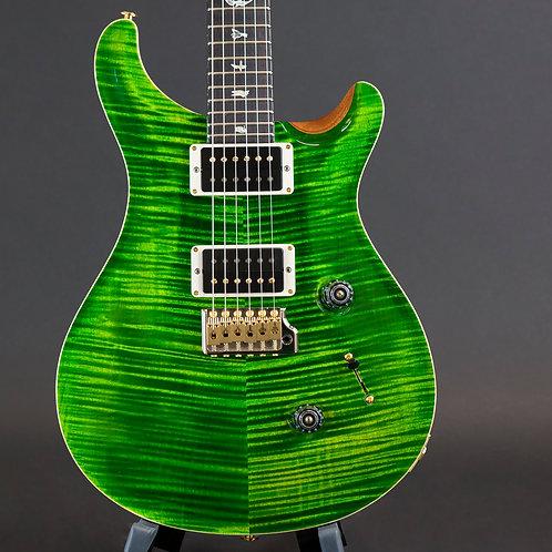 Paul Reed Smith PRS Custom 24 10-Top Electric Guitar 2018 Emerald Green