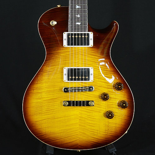 PRS McCarty Singlecut 594 10 Top Rosewood Neck & Brazilian FB Tobacco(0284970)
