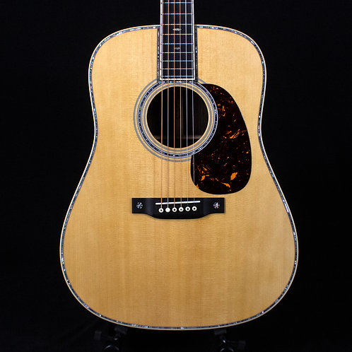 Martin D-42/ D42 Dreadnought Acoustic Guitar Natural 2020 (2358737)