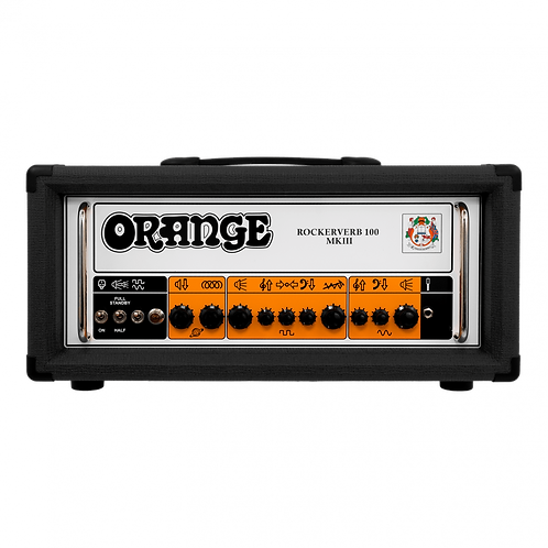 Orange Rockerverb 100H MKIII 100W Tube Guitar Head