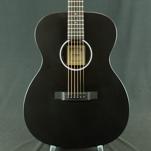 Martin OMXAE-BLACK X Series Acoustic Electric