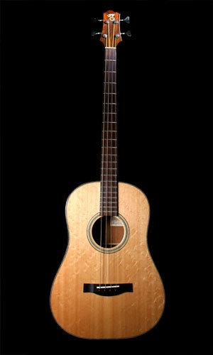 Santa Cruz True Acoustic Bass