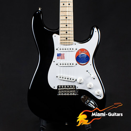 Fender Stratocaster Eric Clapton Blackie Electric Guitar (4551)