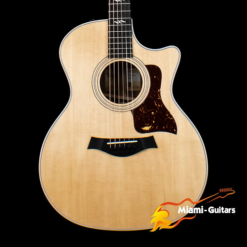 Taylor 414ce-R Natural Rosewood Back & Sides and V-Class Bracing (0106)