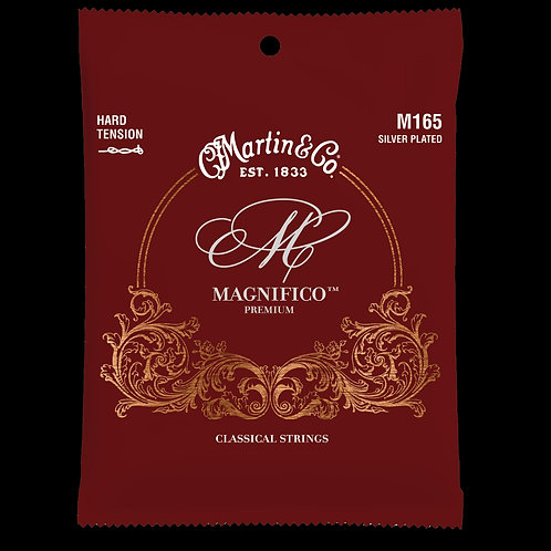 Martin M165 High Tension Silver Plated Nylon Guitar Strings