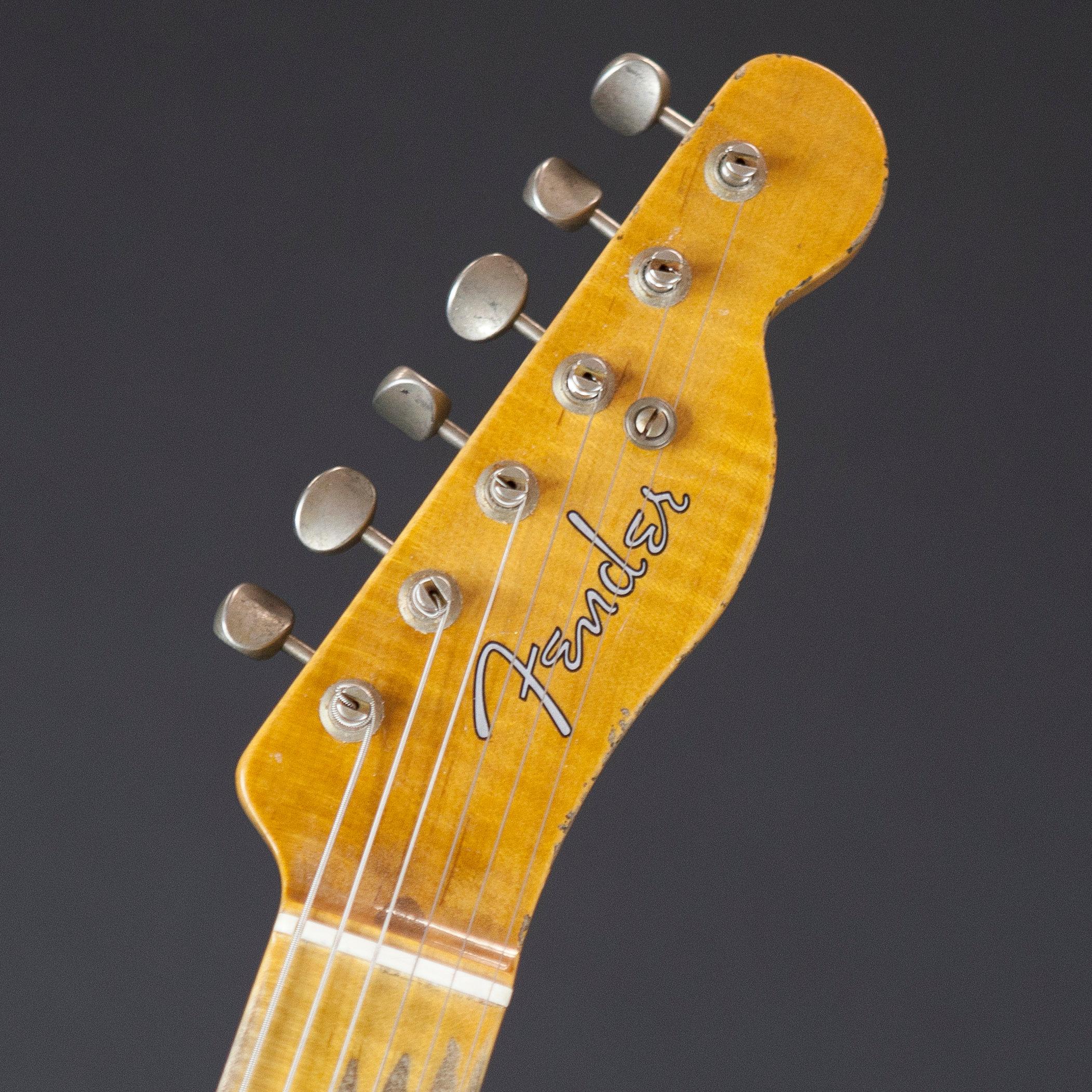 fender custom shop 1951 nocaster heavy relic 2018 faded nocaster blonde miami guitars. Black Bedroom Furniture Sets. Home Design Ideas