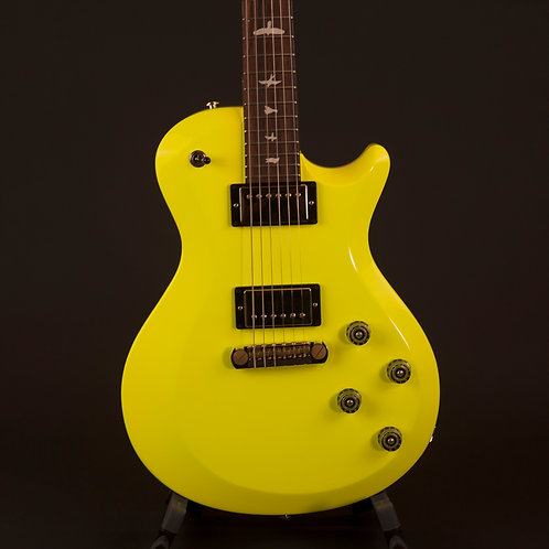PRS S2 Single Cut Custom Color Neon Yellow