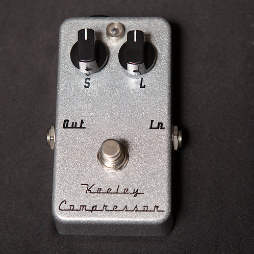 Keeley Compressor  Two Knob ( Pre-Owned)