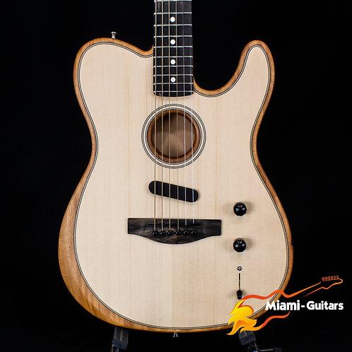 Fender American Acoustasonic Telecaster Natural (8436)