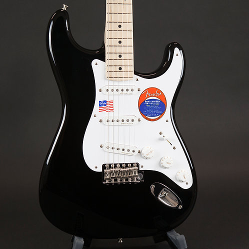 Fender Eric Clapton Stratocaster 2019 Black with Maple Fingerboard