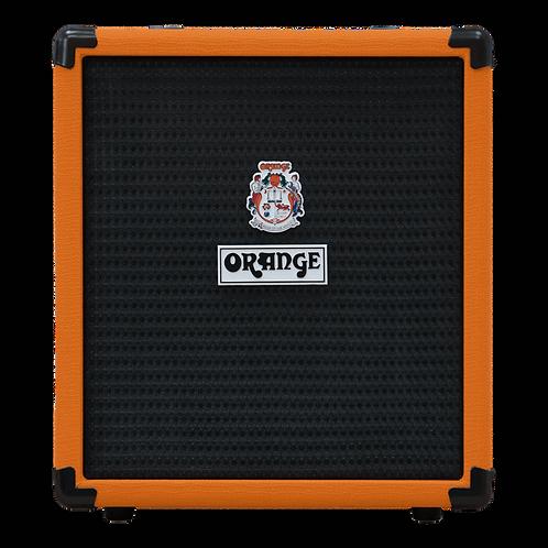 """Orange Crush Bass 25 Combo Amp 25W 8"""" Speaker"""