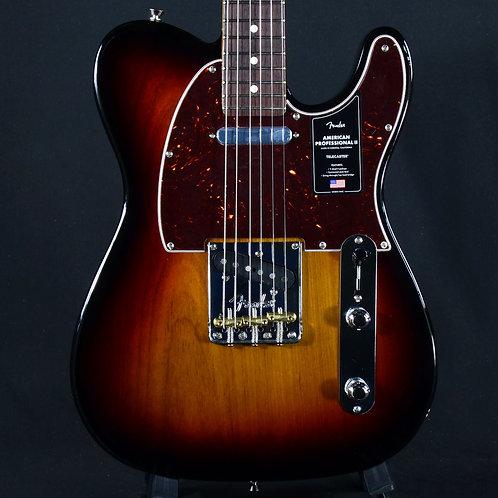 Fender American Professional II Telecaster 3-Color Sunburst (US20046830)