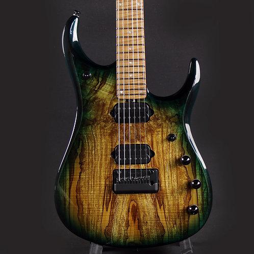 Ernie Ball Music Man JP15 Emerald Glow Roasted *Miami Guitar Exclusive* (G92632)