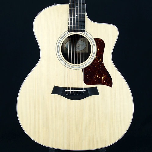 Taylor 214ce Rosewood Acoustic Guitar with Solid Spruce Top 2020 (2208110247)