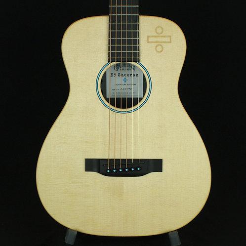 Martin Ed Sheeran ÷ Signature Edition Little Martin Acoustic