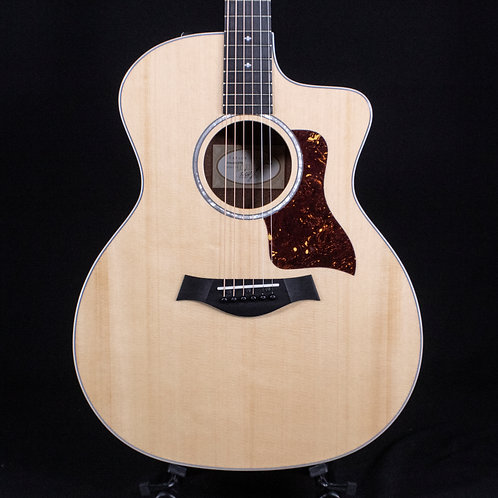 Taylor Limited Edition 214ce LTD Black Limba Acoustic Electric Guitar 2020 0336