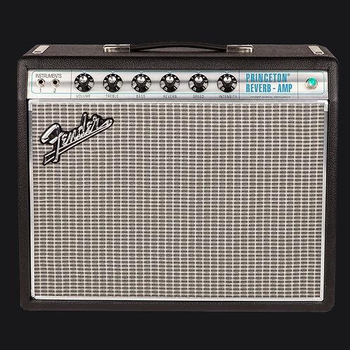 """Fender '68 Custom Princeton Reverb 12-watt 1x10"""" Tube Combo Amp"""