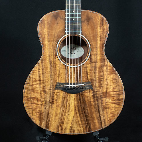 Taylor GS Mini E KOA Natural Acoustic Electric Guitar 2020 (0211)