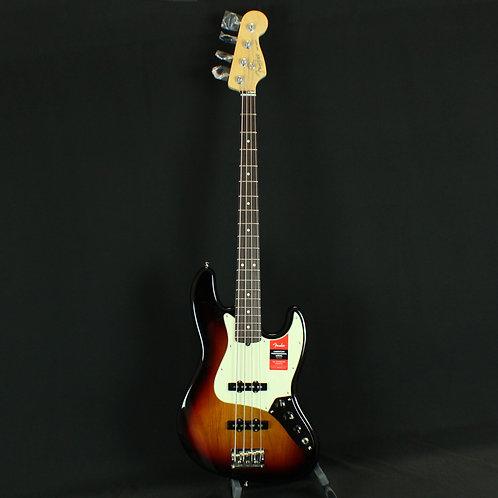 Fender® American Pro Jazz Bass, Rosewood, 3-Color Sunburst
