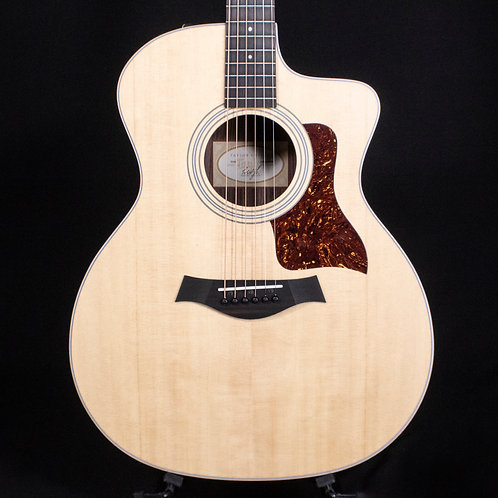 Taylor 214ce Rosewood Acoustic Guitar with Solid Spruce Top 2020 (0550)