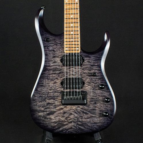Music Man John Petrucci JP15 Trans Black Quilt Roasted Maple (89944)
