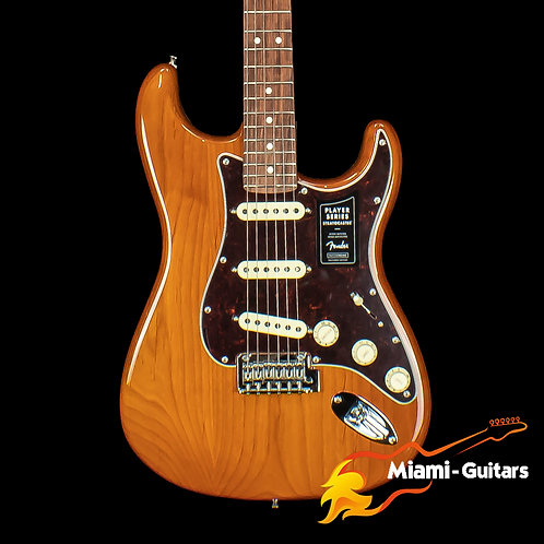 Fender Limited Edition Player Stratocaster Transparent Aged Natural (6156)
