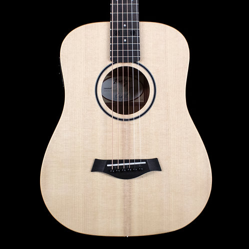 Taylor Baby Taylor BT1E Walnut Acoustic Electric Natural Sitka Spruce (20485)
